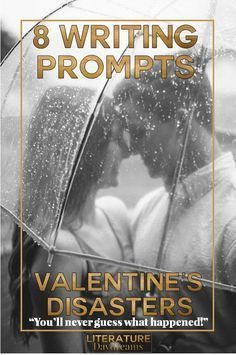 If you are looking for some creative writing prompts for your higher schoolers who are allergic to Valentine's Day - these are just what you need. 8 Valentine's Day prompts - 8 Valentine's disasters.  These prompts would be a fantastic addition to writing units covering: description, narrative voice, literary techniques, dialogue, writing comedy, writing action, or any narrative writing unit.