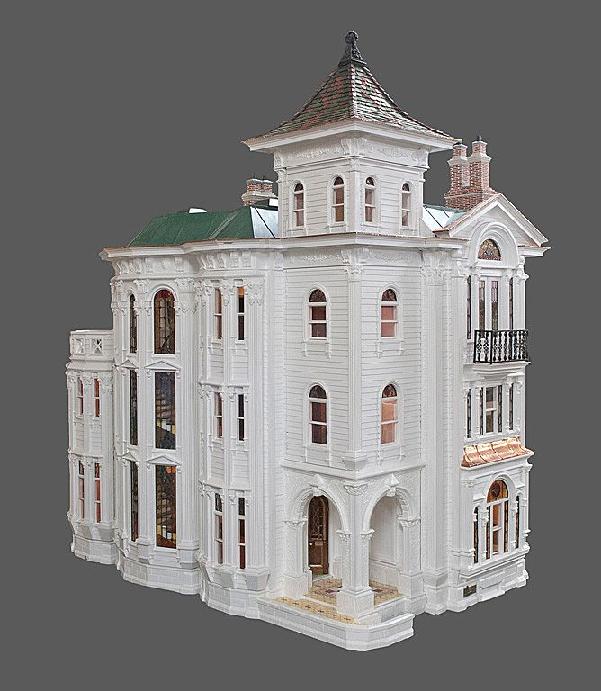 A stunning Italianate Victorian from $49,999.99.    See more pictures @ http://pinterest.com/mariatldc/victorian-mansion/
