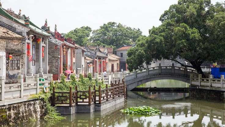 Top Places For A Day Trip in Dongguan