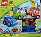 10552 Creative Cars - LEGO Bauanleitungen und Kataloge Bibliothek