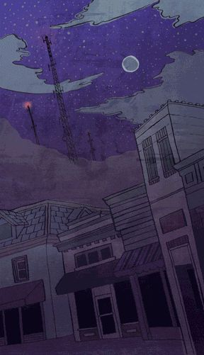 gif, welcome to night vale, and wtnv image