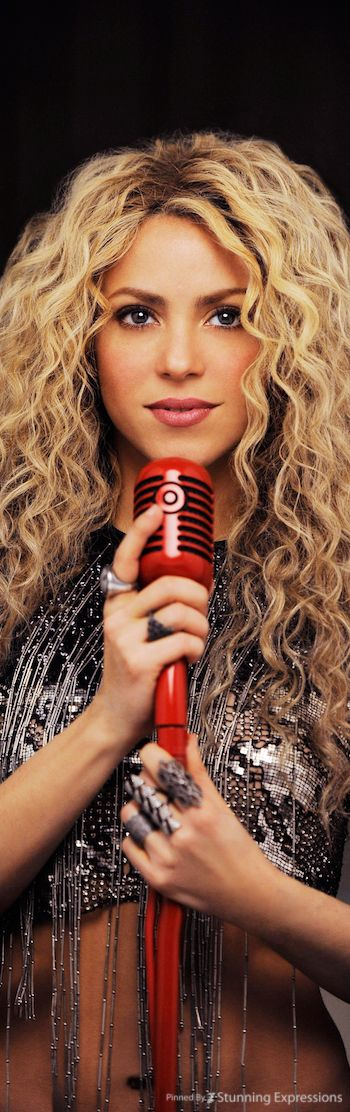 Shakira is a Colombian singer, dancer, record producer, songwriter…