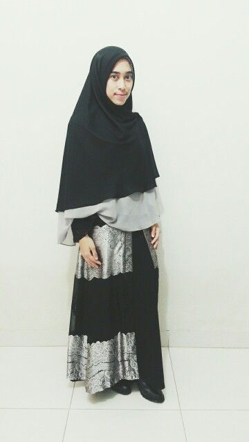 Fashion ootd hijab
