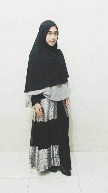 Fashion ootd hijab