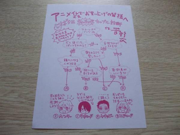 薔薇王の葬列 菅野文  アニメイト限定 特典ペーパー (http://buyee.jp/item/yahoo/auction/189679915)