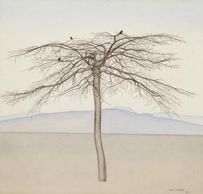 Tree, 1943, Rita Angus