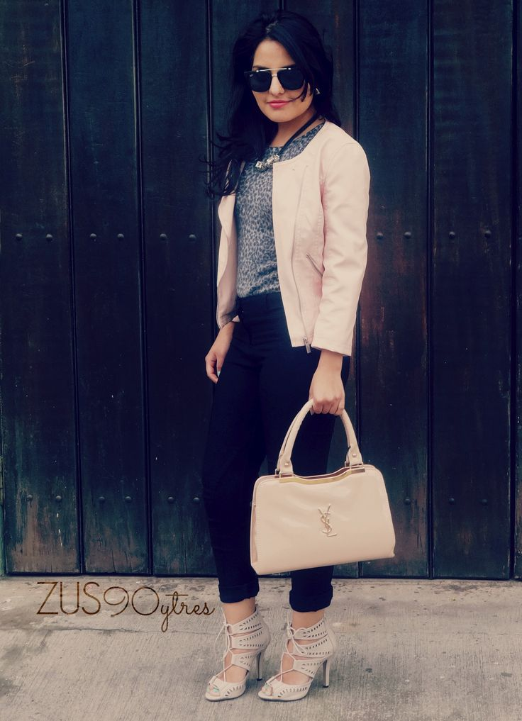 El print no pasa de moda!! #print #pink #outfit