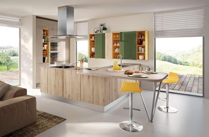 Oggi vi proponiamo una piccola guida per arredare la cucina, piccola o grande che sia. Tante sono le possibilità per ottimizzare lo spazio, senza rinunciare allo stile che più ci piace! http://www.arredamento.it/arredamento-cucine.asp #cucina #spazio #arredare #consigli #guida