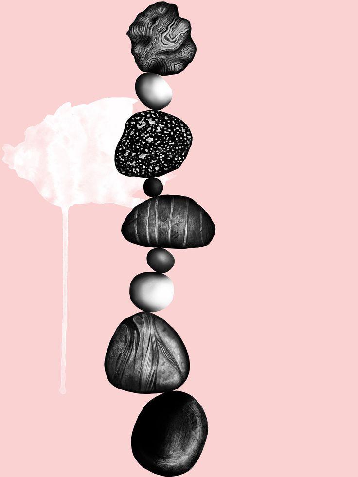 Stones Instagram: acupofmestudio