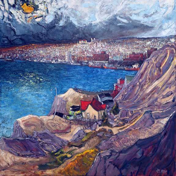 jean claude roy artist | Jean-Claude Roy - The Emma Butler Art Gallery