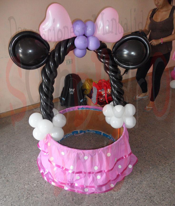 Decoracion Minnie Mouse Rosa ~ 1000+ images about fiesta infantil on Pinterest