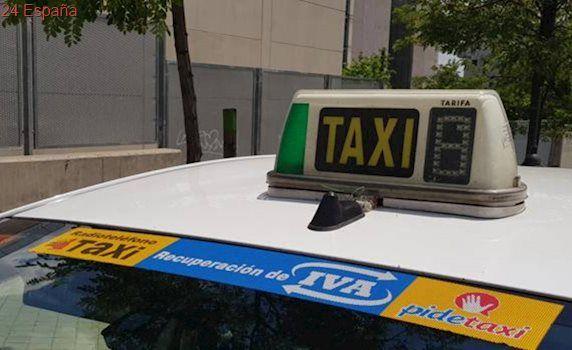 Empresas y autónomos podrán obtener una factura digital en tiempo real al usar un taxi