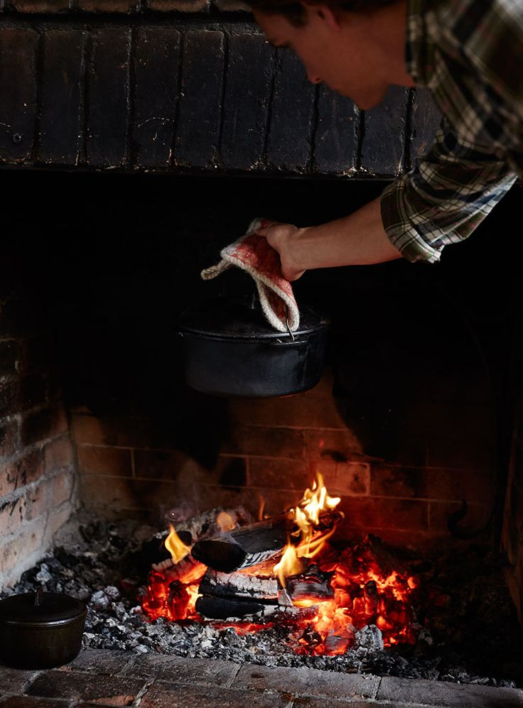 Trinette + Chris Blog  KINFOLK FOOD & LIFESTYLE STORY- HEARTH COOKING This is a food and lifestyle story we did for Kinfolk Magazinewit...