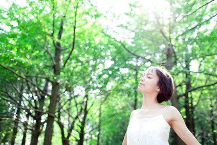 自律神経をコントロールしてストレスを解消