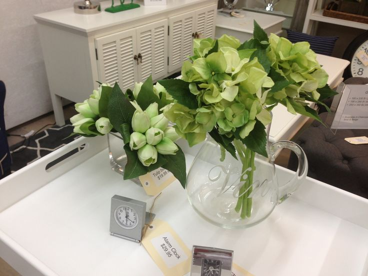 These flowers are great to add colour to a room