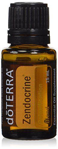 how to use doterra zendocrine oil