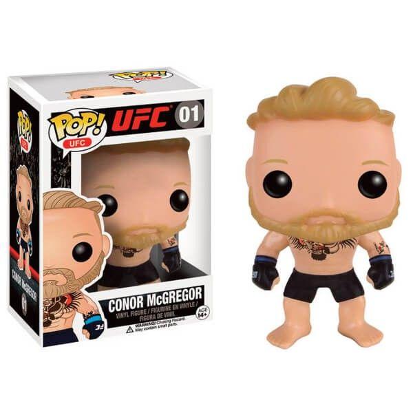 Connor McGregor Pop!