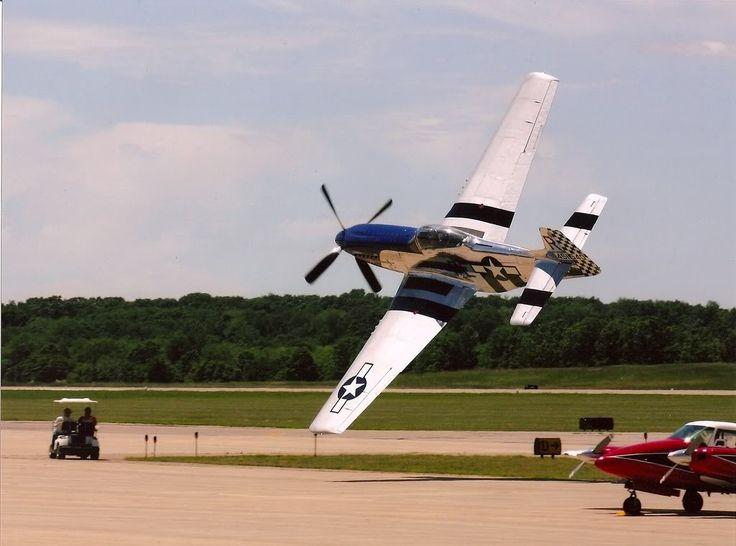 Crazy Horse P-51 Mustang