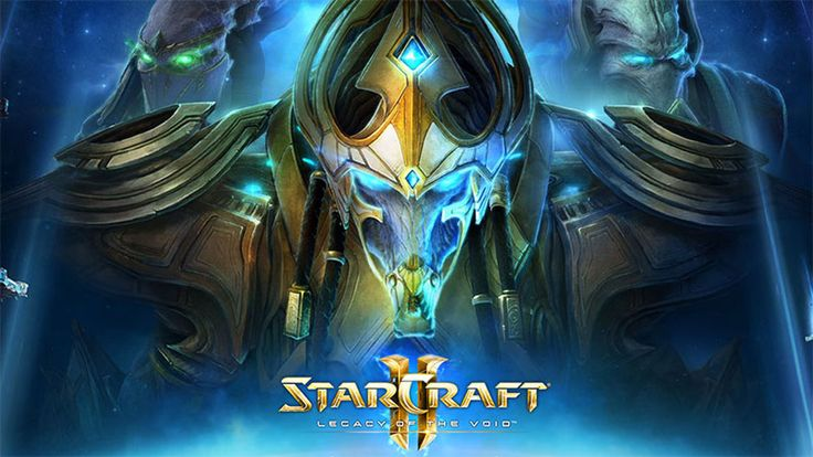 It's been a long time coming, but the second StarCraft II expansion is nearly here: Blizzard has announced that Legacy of the Void will arrive on November 10th. | #legacyofthevoid #gaming #joystiq #starcraft #videogames