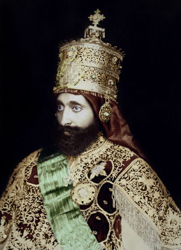 Haile Selassie I was Ethiopia's regent from 1916 to 1930 ...