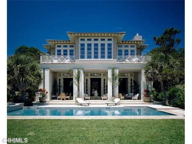 This house is in Hilton Head, SC