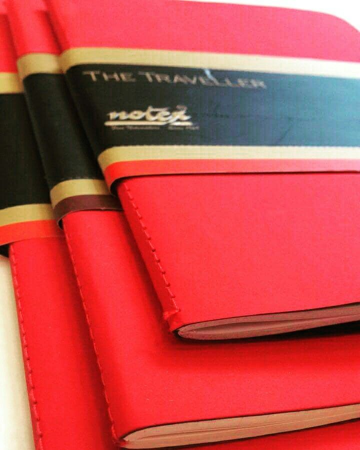 Travel Plans? Carry a lightweight, flexible #feltcollection journal to plan your trip! www.notex.co.in  Fine Notemakers...Since 1969 #notex #mynotex #feltcollection #red #thetraveller #thegenius #thethinker #write #inspire #express #memories #journal #bulletjournal #stationeryaddict