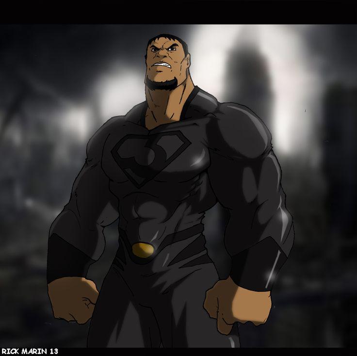 General Zod by ~Misterho on deviantART