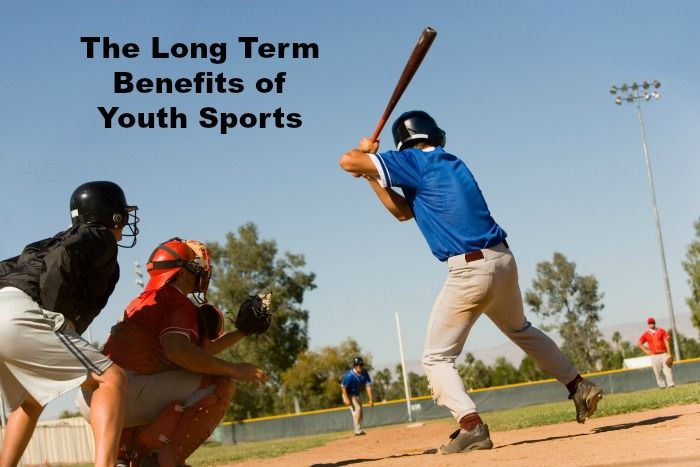 The Long Term Benefits of Youth Sports