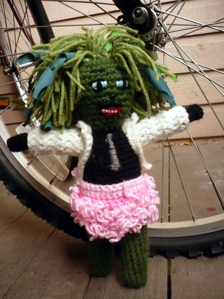 """I'm Old Gregg!"" Toni- Here is a new doll for Matthew's collection"