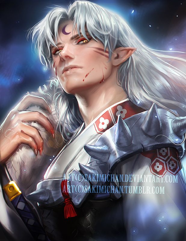 I was a Inuyasha fan way before i was into Naruto so here's something as tribute *w* Video process from start to finish + PSD +high res jpg of this piece and others will be made available through...