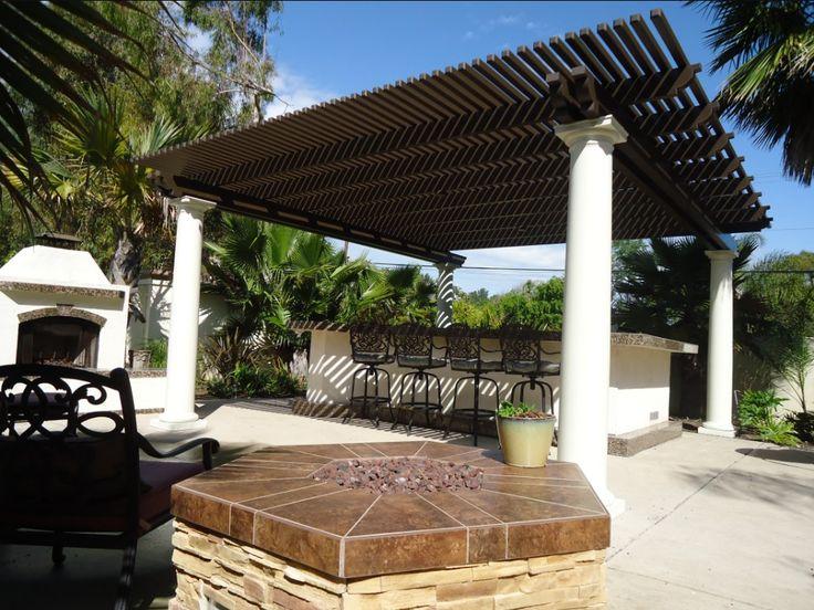 10 best patio cover images on pinterest | patio ideas, terraces ... - Patio Lattice Ideas