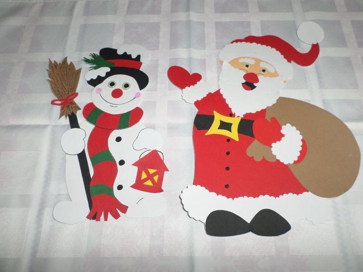 Két téli figura! :)