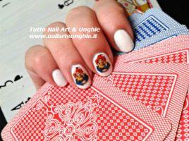 nail art decoupage