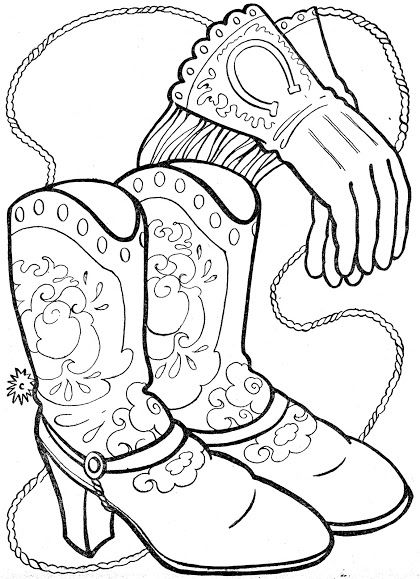 Spectacular Western Coloring Books