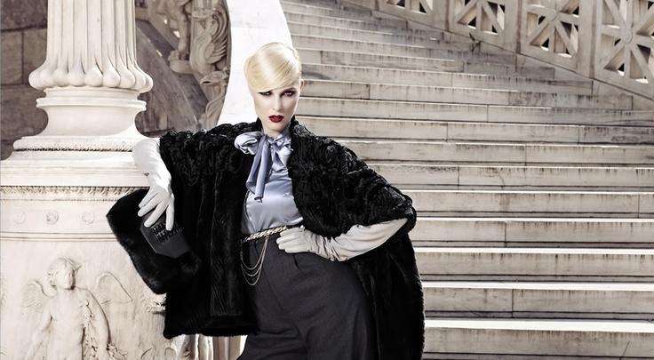 AVANTI Furs | Swakara & Mink | Furs | www.avantifurs.com
