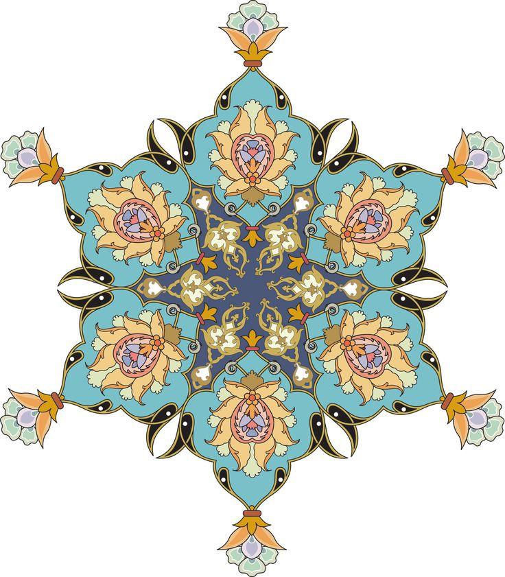 79-Floral Pattern (Khatai)
