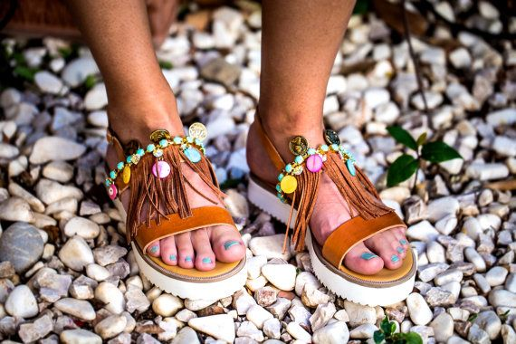 Hey, I found this really awesome Etsy listing at https://www.etsy.com/listing/238635567/genuine-leather-hippie-sandals-with