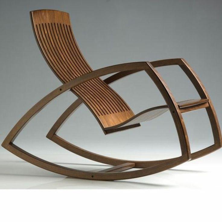 modermes design rocking chairs