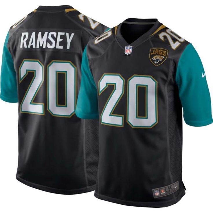 Nike Men's Home Game Jersey Jacksonville Jalen Ramsey #20, Size: Medium, Team