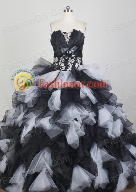 15 birthday dresses white and black