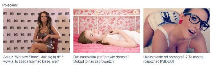 Nie, to nie Playboy. To propozycja dalszej lektury serwisu Gazeta.pl dla czytelniczek i czytelników, którzy przeczytali artykuł o polityce krajowej.