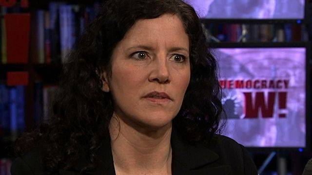 """Detained in the U.S.: Filmmaker Laura Poitras Held, Questioned Some 40 Times at U.S. Airports. The Academy Award-nominated filmmaker Poitras discusses repeatedly detained, questioned by federal agents whenever she enters the U.S., after she began working on her documentary, """"My Country, My Country,"""" about post-invasion Iraq. Her most recent film, """"The Oath,"""" was about Yemen and Guantánamo and associates of Osama bin Laden. She estimates she has been detained approximately 40 times ..."""