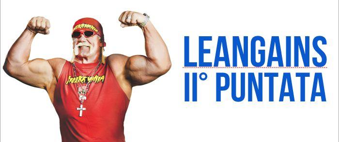 Leangains and Hulk Hogan