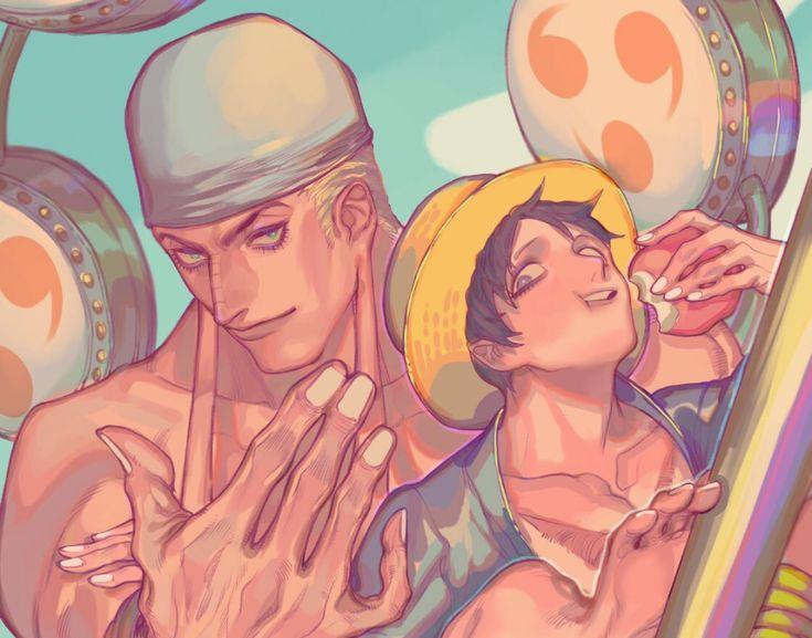 Enel x Luffy | Anime, Anime memes, Zelda characters