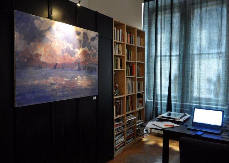 In Atelier la #Barcolana non è ancora finita <3 Mostra VELATURE visitabile fino al 18 ottobre, orari 11-13 / 18-20.