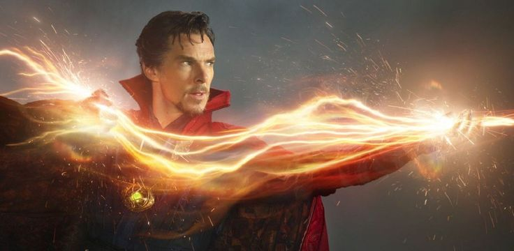 Benedict Cumberbatch as Dr Strange: The action on social media has begun