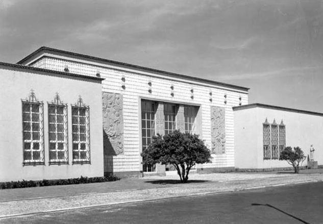 Museu de Arte Popular, 1960