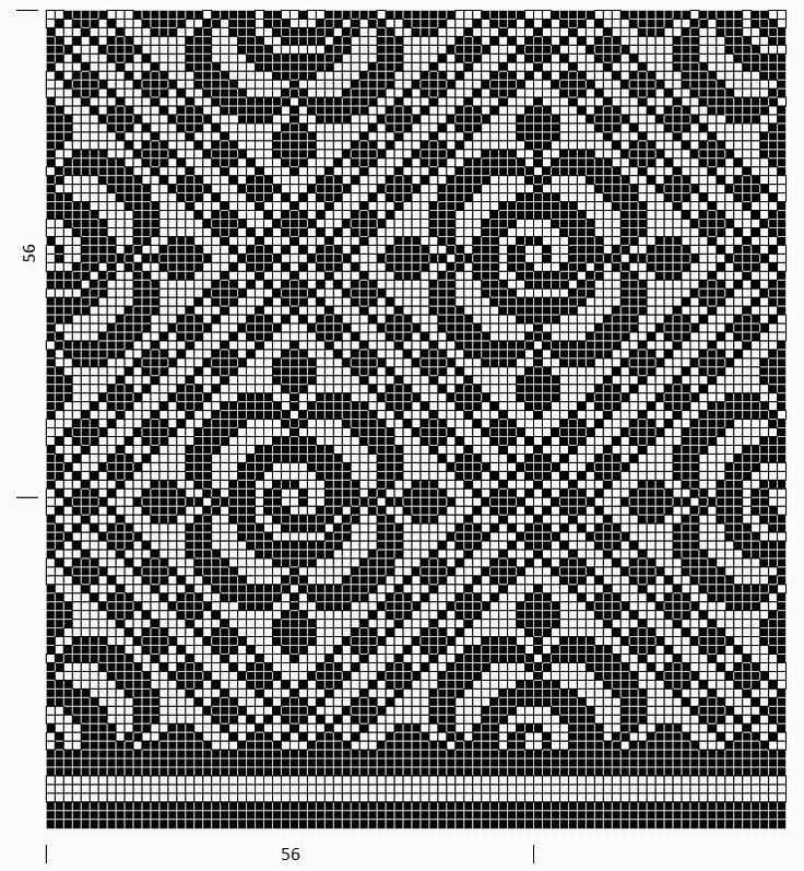на сайті багато графіки! Mustrilaegas: AA Kirjatud kudumid / Patterned knits