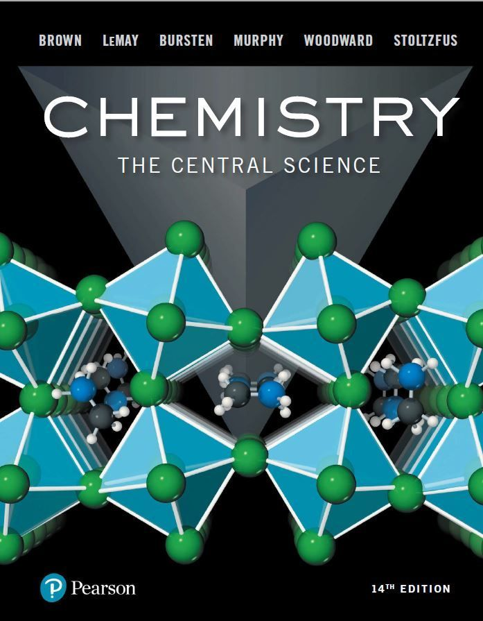 Free Download Chemistry The Central Science 14th Edition With