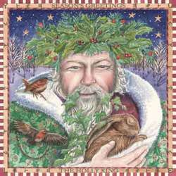 Yule Holly King, Wendy Andrew